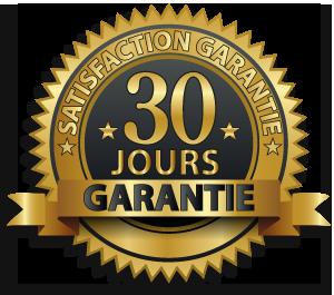 garantie 30JOURS